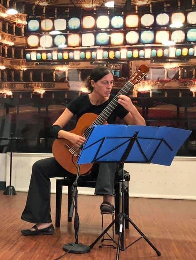 Federica Basso | Scuola di Musica Colfosco | San Daniele