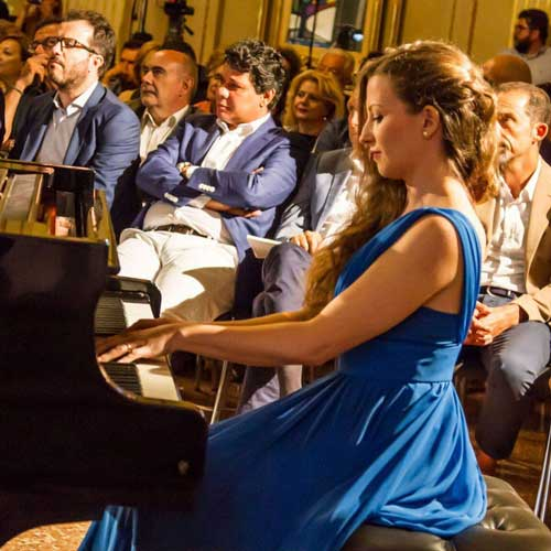 Barbara Carrer | Scuola di Musica Colfosco | San Daniele