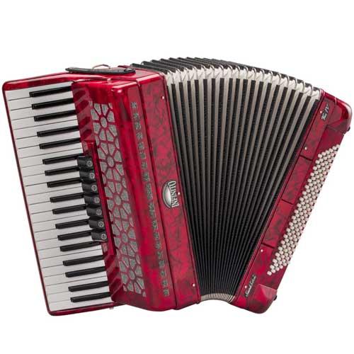 Fisarmonica | Scuola di Musica San Daniele di Colfosco